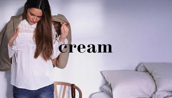 Vente privee cream
