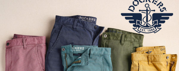 Dockers mode pour homme