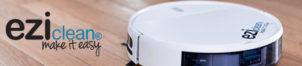 Robot aspirateur laveur Eziclean