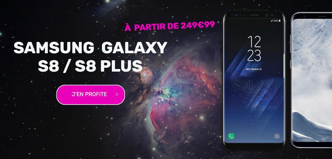 Vente privee Samsung galaxy S8