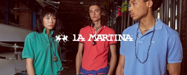 LA MARTINA : mode mixte