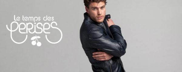 Le Temps des Cerises : vestes en cuir