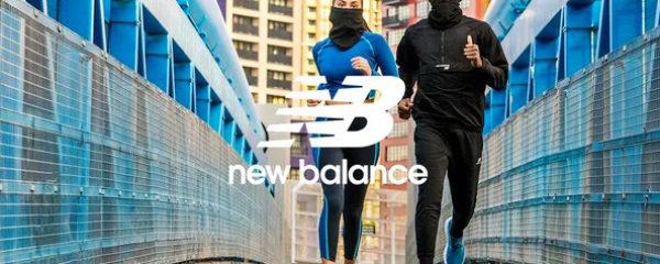 Tous au sport avec New Balance