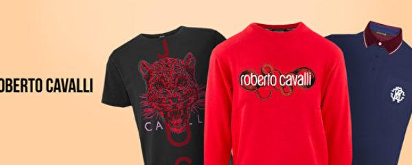 Mode casual Roberto Cavalli