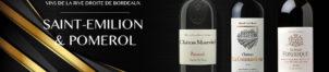 Vins de prestige : Pomerol & Saint Emilion