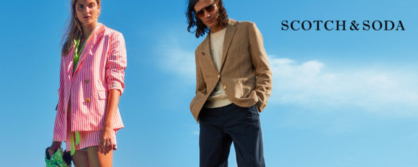 Mode mixte Scotch & Soda