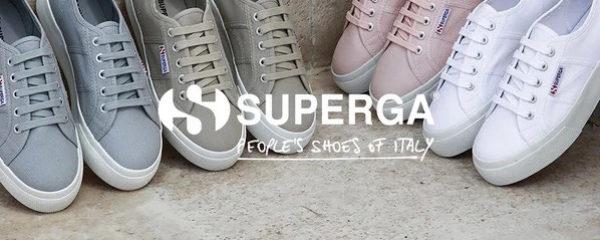 Chaussures confortables SUPERGA