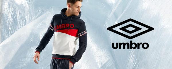 Umbro : spécial sports