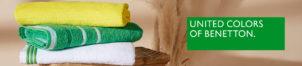 Linge de maison United Colors of Benetton