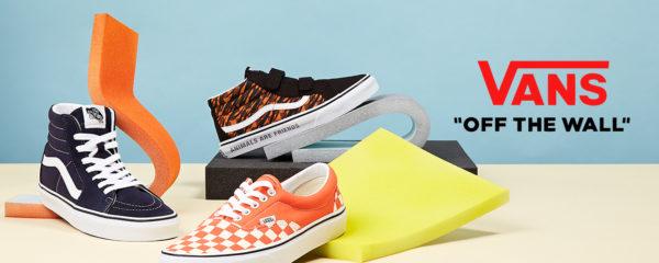 Vans : chaussures