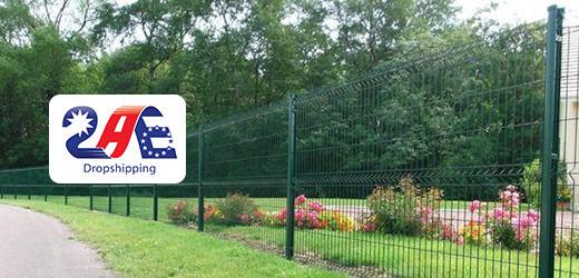 Vente privee clôtures grillagées
