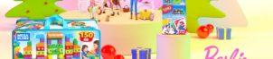 Jouets Barbie & Fisher-Price