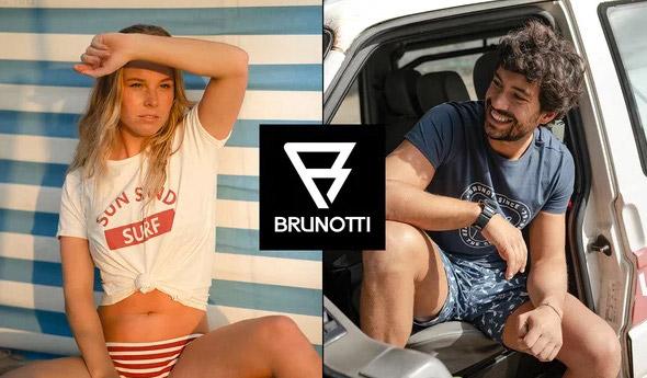 Vente privee Brunotti