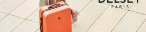 DELSEY : bagages et sacs