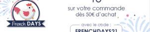 Les French Days de Bebeboutik