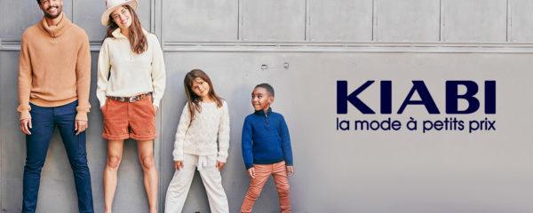 La mode selon KIABI
