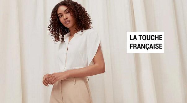 Vente privee la touche française