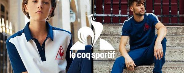 Le Coq Sportif revient !
