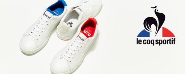 Baskets Le Coq Sportif