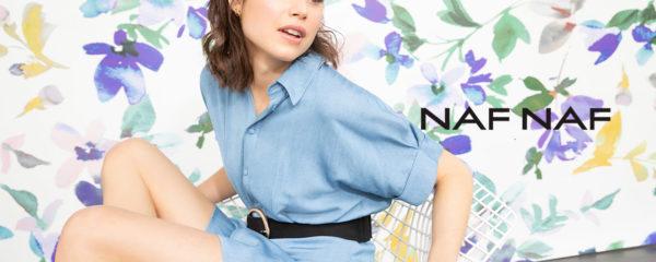 Mode féminine Naf Naf