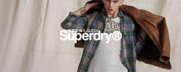 Superdry est revenu !