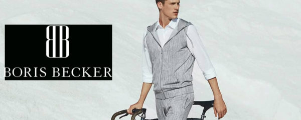La mode selon Boris Becker