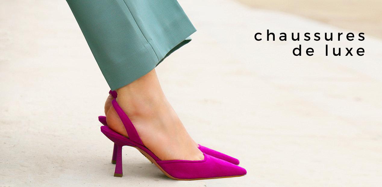 Vente privee chaussures de luxe