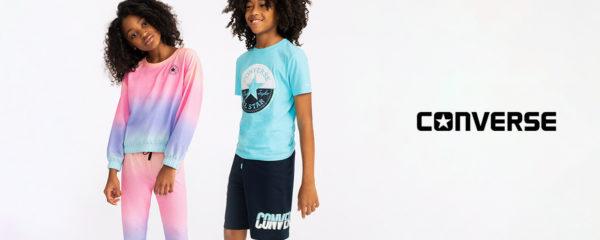 Mode enfant/ado CONVERSE