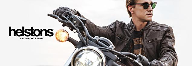 Vente privee gants de moto