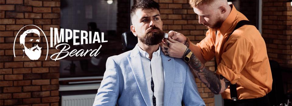 Vente privee imperial beard