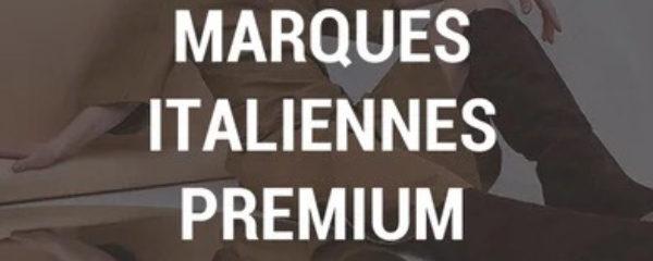 Marques italiennes Premium
