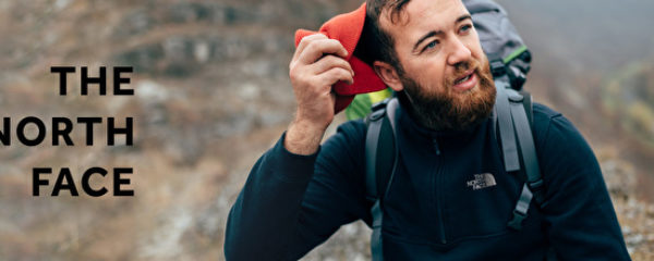 THE NORTH FACE : textile lifestyle