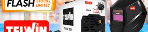 Postes à souder et accessoires TELWIN