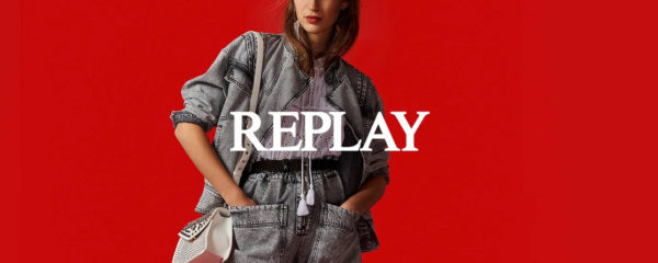 La mode féminine avec REPLAY