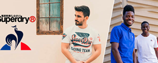 Mode sportive & lifestyle Superdry…