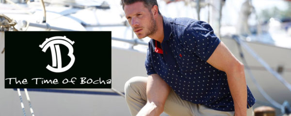 Mode masculine The Time of Bocha