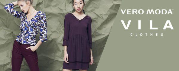Prêt-à-porter VILA – VERO MODA