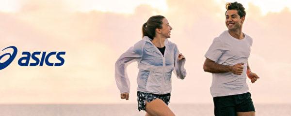 Le Running avec Asics