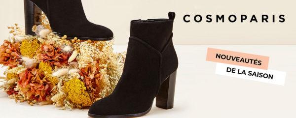 Chaussures Cosmoparis : nouveautés