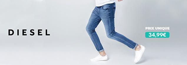 Vente privee jeans