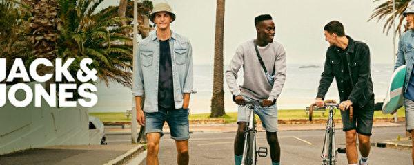 Mode urbaine Jack & Jones