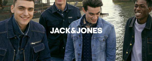 La mode au masculin de Jack & Jones