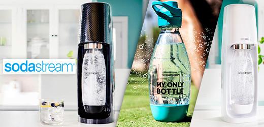 Vente privee machines à eau gazeuse