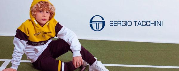 Sergio Tacchini Sportswear : pour enfant