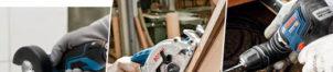 Machines et batteries 12V Bosch
