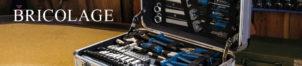 Bricolage : outils et accessoires