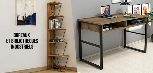 Vente privee meubles industriels