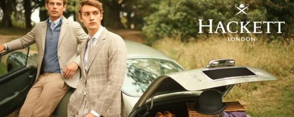 Prêt-à-porter Hackett London