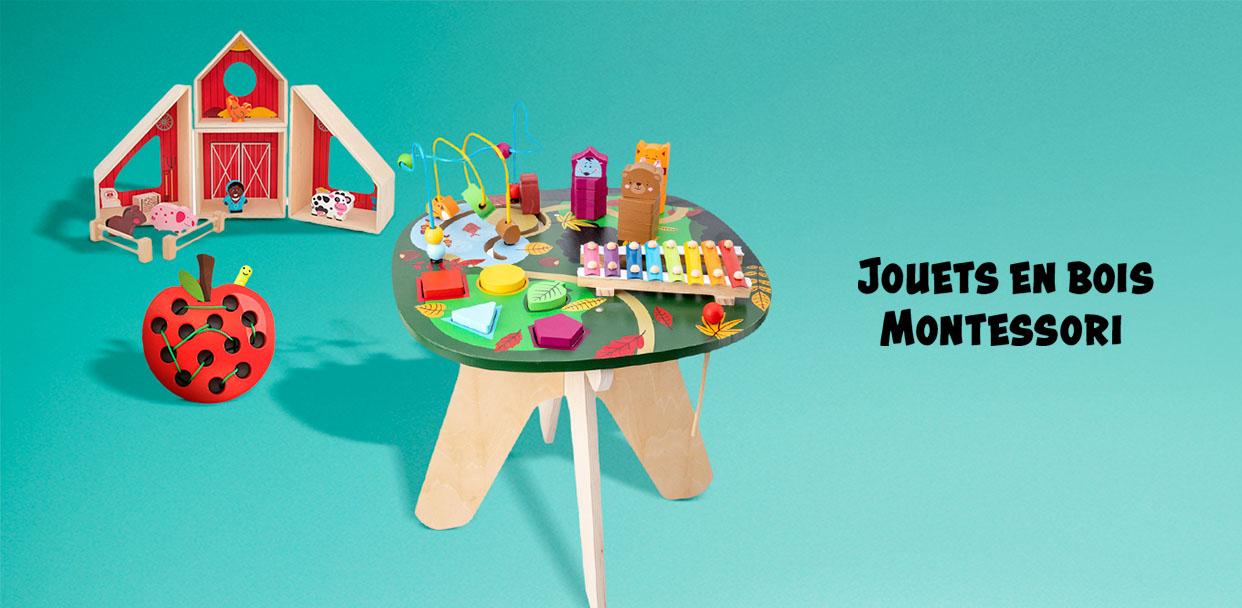 Vente privee Montessori