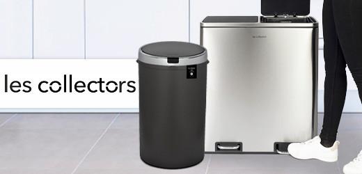 Vente privee poubelles automatiques